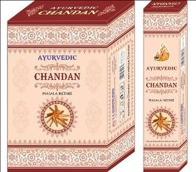 Ayurvedic Chandan Masala Incense (Сандал)