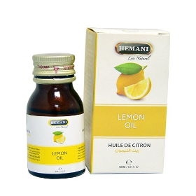 HEMANI LEMON OIL, МАСЛО ЛИМОНА , 30 МЛ.