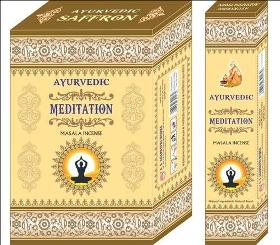Meditation Masala Incense Sticks
