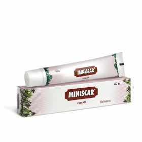 Charak, Miniscar Cream 30 Ml ( Крем Минискар От растяжек и шрамов Туба 30 г )