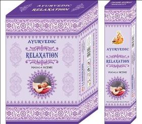 Ayurvedic Relaxation Masala Incense Sticks